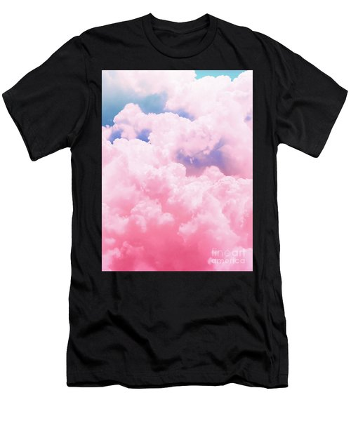 Candy Sky Men's T-Shirt (Athletic Fit)
