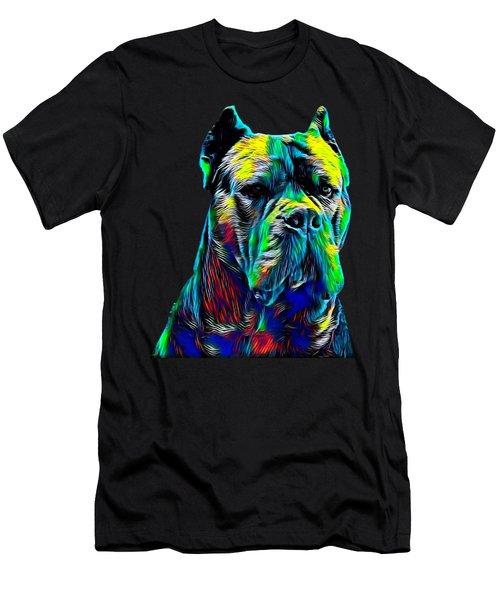 Cane Corso Breed Italian Mastiff Dog Pet True Friend Men's T-Shirt (Athletic Fit)