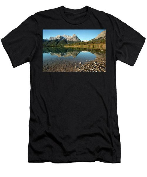 Canmore Reflections Men's T-Shirt (Athletic Fit)