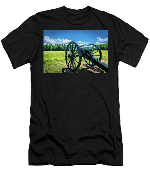 Cannon Men's T-Shirt (Athletic Fit)
