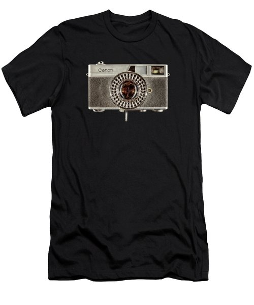 Canonete Film Camera Men's T-Shirt (Athletic Fit)