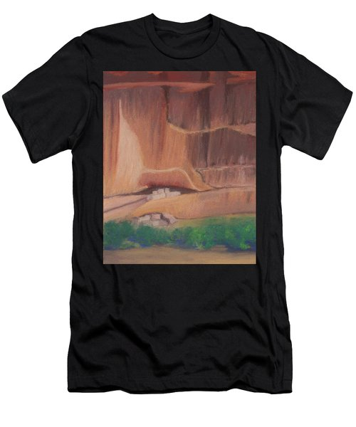 Canyon De Chelly Cliffdwellers #2 Men's T-Shirt (Athletic Fit)