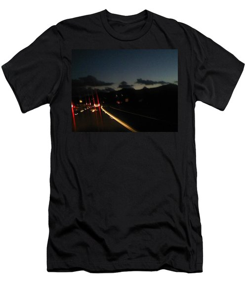 Canyon Road Winter Men's T-Shirt (Athletic Fit)