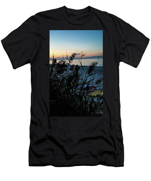 Cape Cod Bay Men's T-Shirt (Athletic Fit)