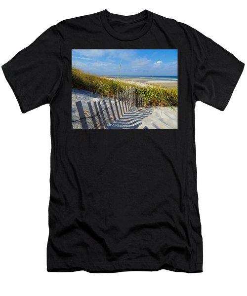 Cape Cod Charm Men's T-Shirt (Athletic Fit)