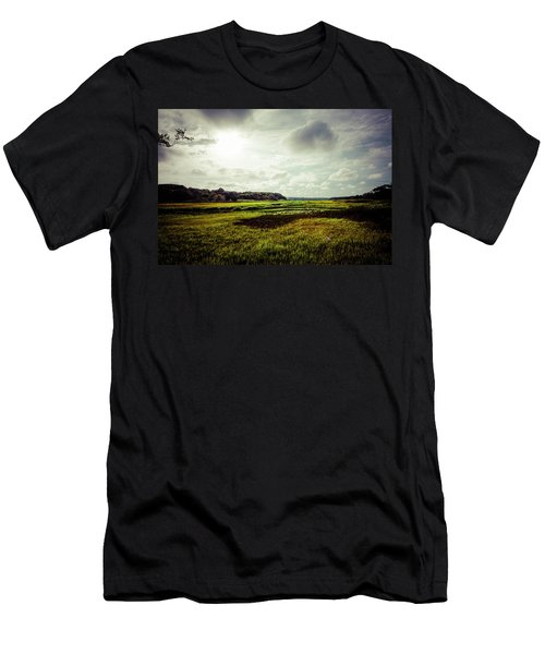 Cape Cod Marsh 1 Men's T-Shirt (Athletic Fit)