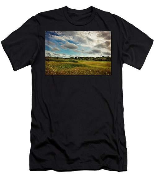 Cape Cod Marsh 2 Men's T-Shirt (Athletic Fit)