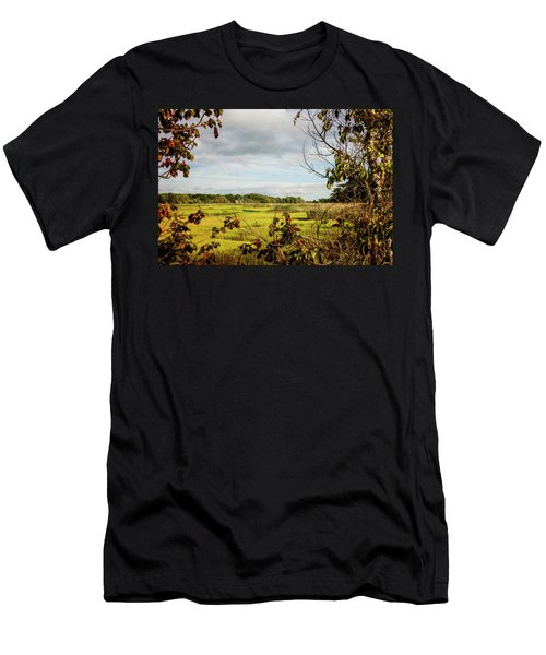 Cape Cod Marsh 3 Men's T-Shirt (Athletic Fit)