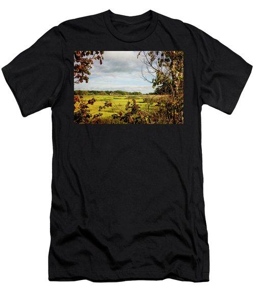 Cape Cod Marsh 3 Men's T-Shirt (Athletic Fit)