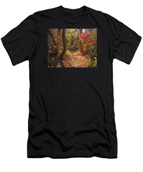 Cape Cod Path Men's T-Shirt (Athletic Fit)