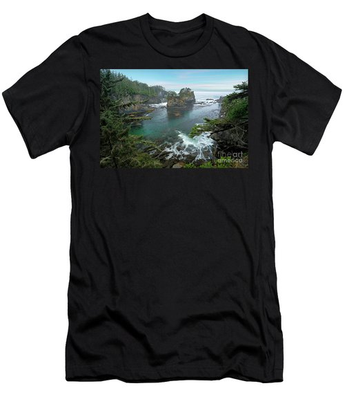 Cape Flattery North Western Point Men's T-Shirt (Athletic Fit)