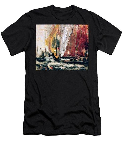 Cape Of Good Hope Men's T-Shirt (Athletic Fit)