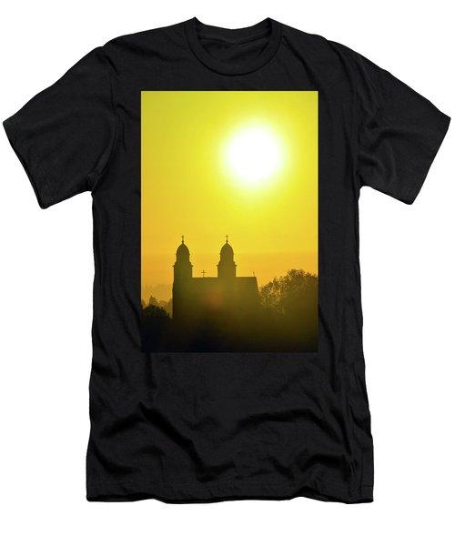 Capitol Hill Church Men's T-Shirt (Athletic Fit)