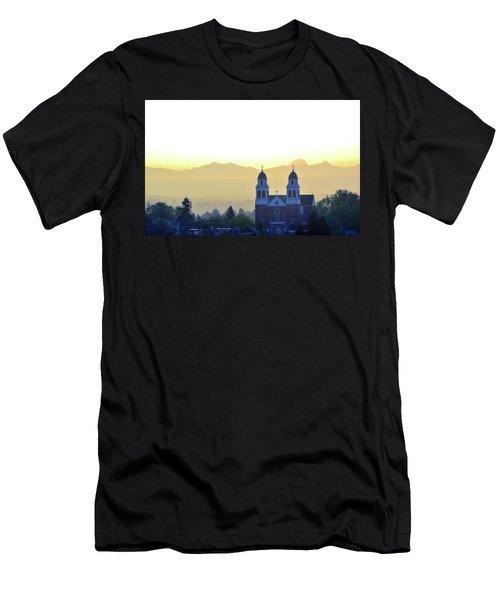 Capitol Hill Sun Up Men's T-Shirt (Athletic Fit)