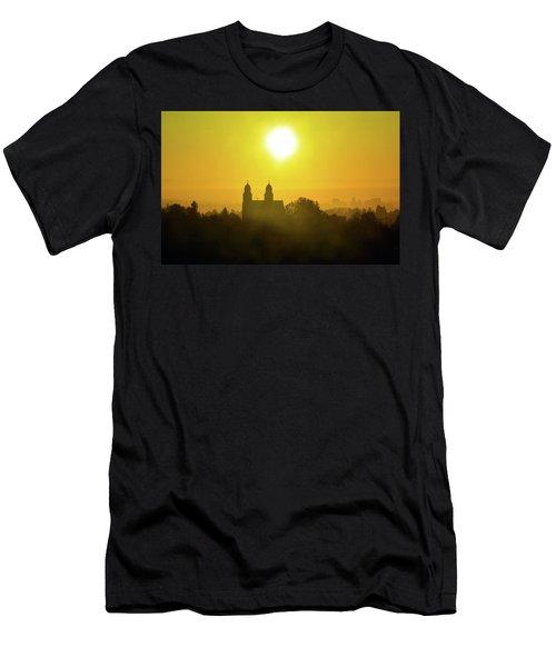 Capitol Hill Sunrise   Men's T-Shirt (Athletic Fit)