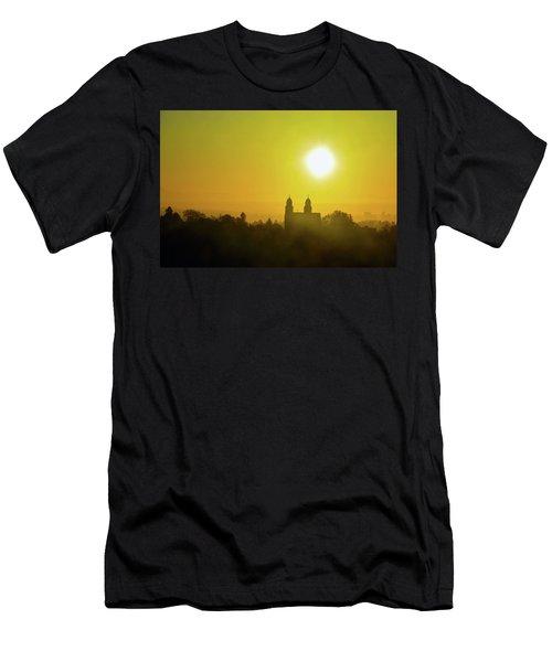 Capitol Hill Sunrise Too Men's T-Shirt (Athletic Fit)