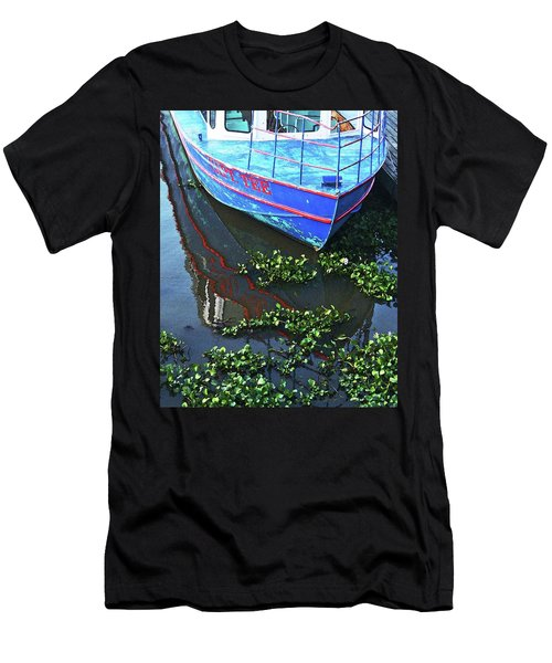 Cap'n Tee Henderson Swamp Men's T-Shirt (Athletic Fit)