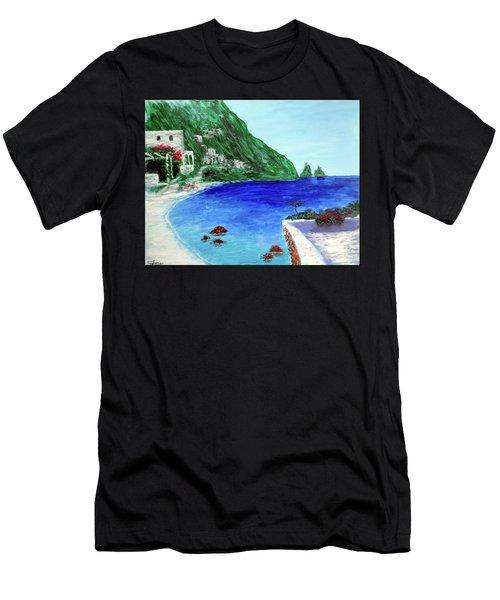 Capri Men's T-Shirt (Athletic Fit)