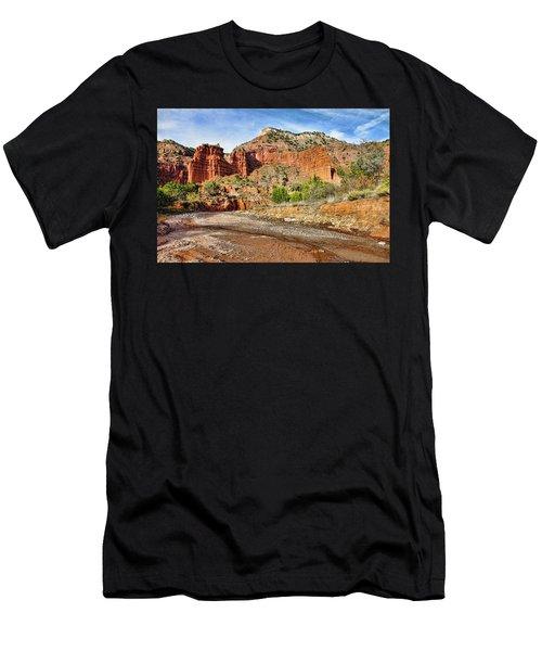 Caprock Canyon Men's T-Shirt (Athletic Fit)