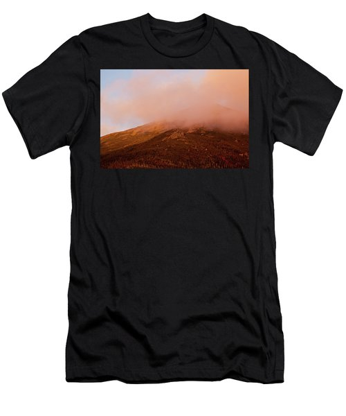 Caps Ridge Sunset Men's T-Shirt (Athletic Fit)