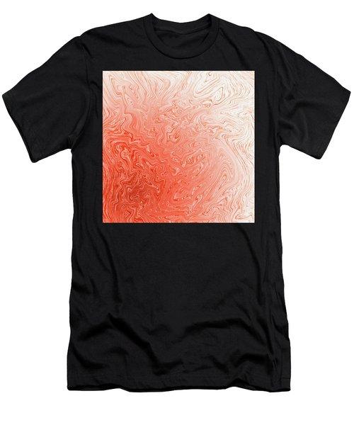 Capsicum Mist Men's T-Shirt (Athletic Fit)