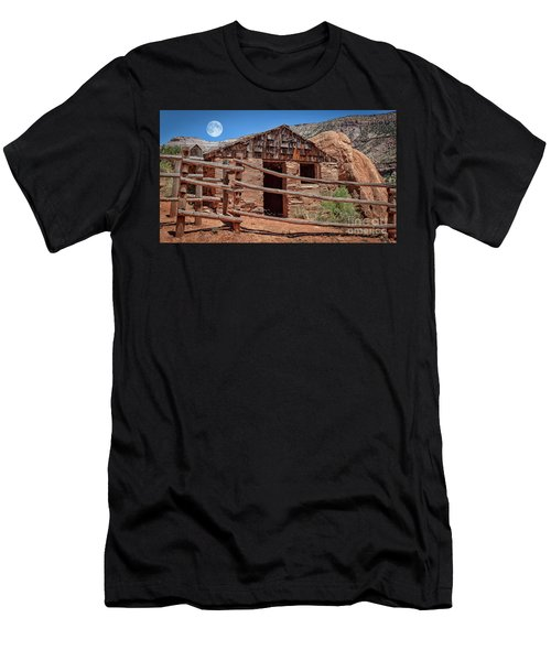 Captain Henry A. Smith's Cabin Men's T-Shirt (Athletic Fit)