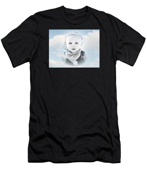 Captain Of The Sea Men's T-Shirt (Athletic Fit)