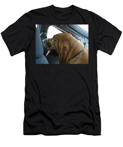 Car Ride Men's T-Shirt (Athletic Fit)