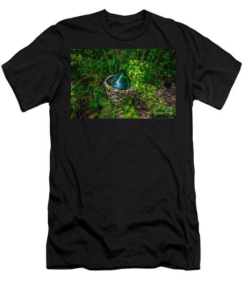 Carboy In A Basket Men's T-Shirt (Athletic Fit)