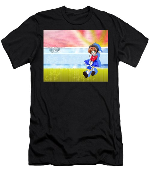 Cardcaptor Sakura Men's T-Shirt (Athletic Fit)