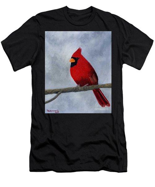 Cardnial Men's T-Shirt (Athletic Fit)