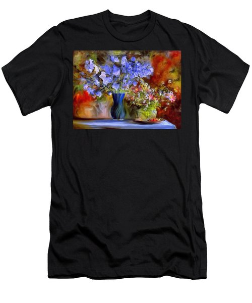 Caress Of Spring - Impressionism Men's T-Shirt (Athletic Fit)
