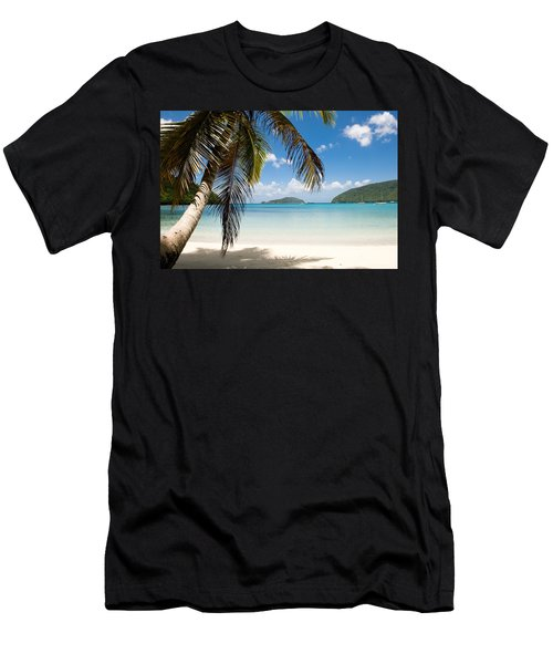 Caribbean Afternoon Men's T-Shirt (Athletic Fit)