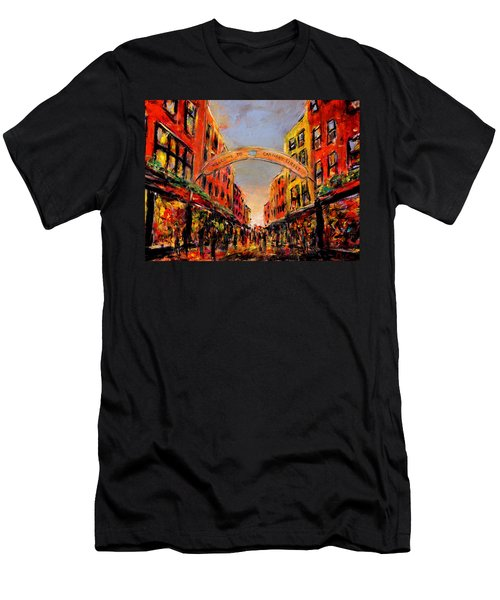 Carnaby Street London Men's T-Shirt (Athletic Fit)