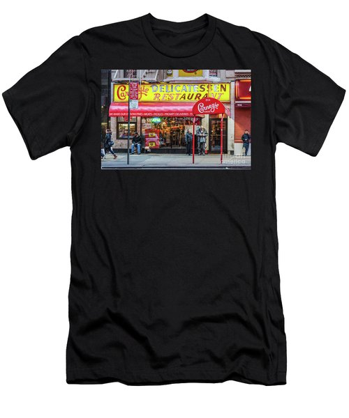 Carnegie Deli Men's T-Shirt (Athletic Fit)