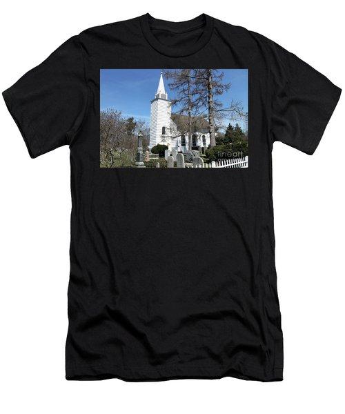 Caroline Church Of Brookhaven  Men's T-Shirt (Athletic Fit)