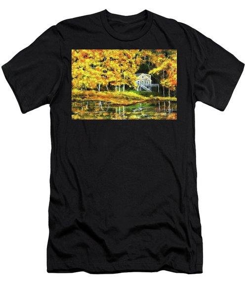 Carol's House Men's T-Shirt (Athletic Fit)