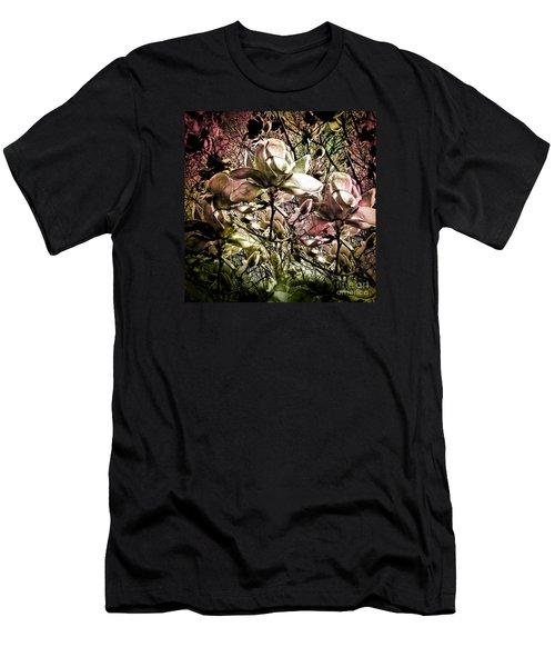 Carols Magnolia Men's T-Shirt (Athletic Fit)
