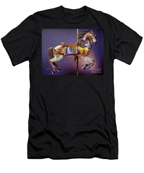 Carousel Dreams IIi Men's T-Shirt (Athletic Fit)