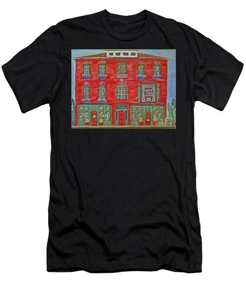 Carpe Diem Coffee Roasters Men's T-Shirt (Athletic Fit)