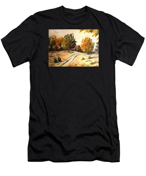 Carriage Path Men's T-Shirt (Athletic Fit)