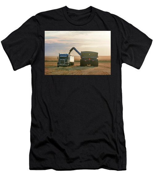 Cart Into Truck Men's T-Shirt (Athletic Fit)