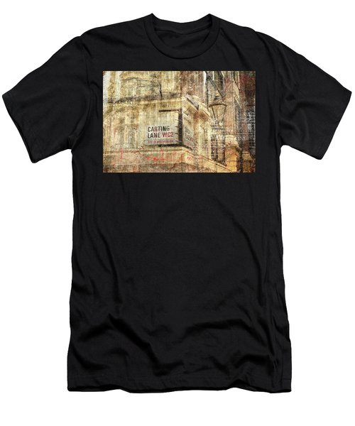 Carting Lane, Savoy Place Men's T-Shirt (Athletic Fit)