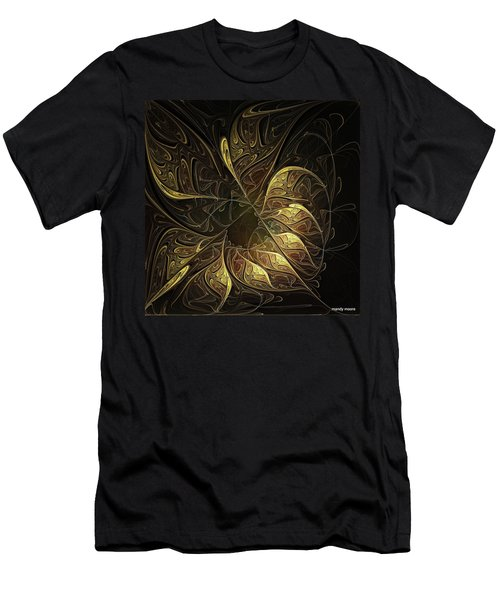 Carved In Gold Men's T-Shirt (Athletic Fit)