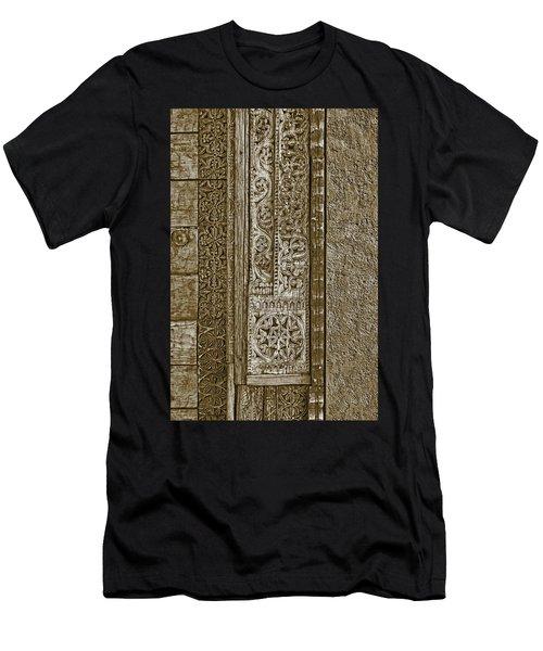 Carving - 6 Men's T-Shirt (Athletic Fit)