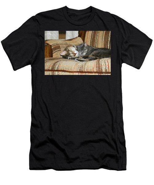 Cas-3 Men's T-Shirt (Athletic Fit)