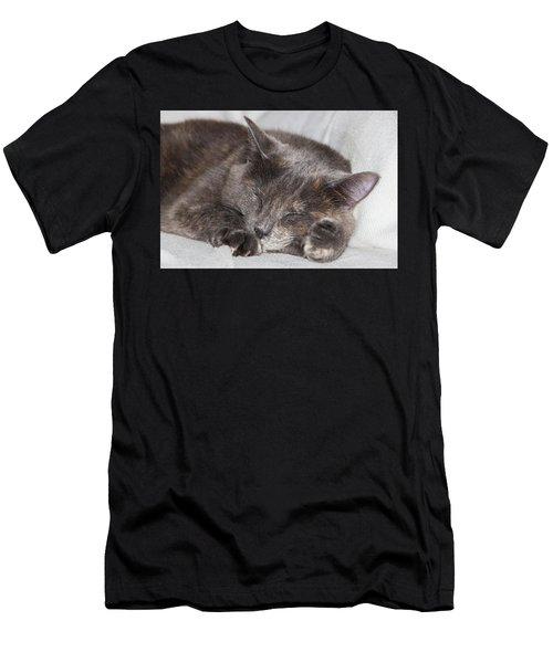 Cas-4 Men's T-Shirt (Athletic Fit)