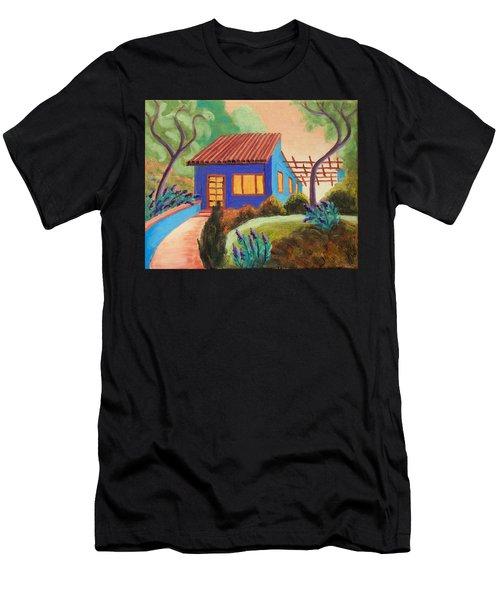 Casa Azul Men's T-Shirt (Athletic Fit)