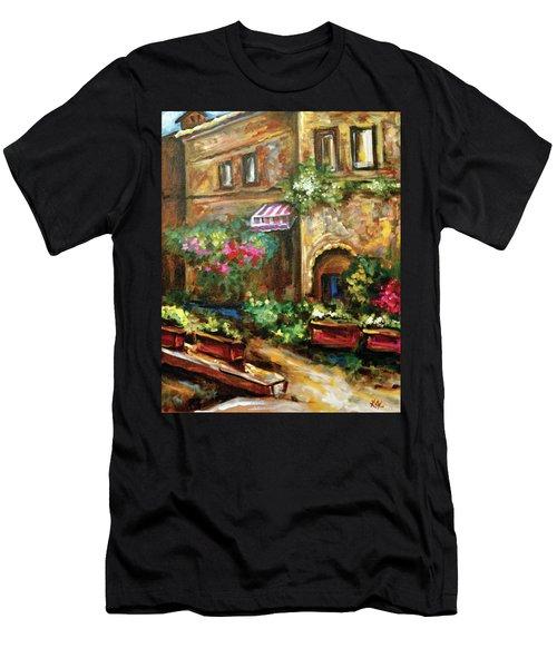 Casa Bella Men's T-Shirt (Athletic Fit)