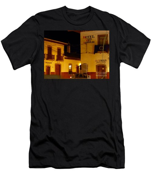Casa Del Naranjo Men's T-Shirt (Athletic Fit)